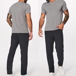 LULULEMON ABC Classic Pant Gray 36